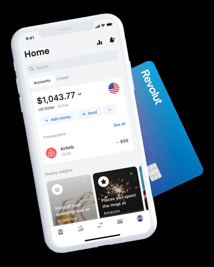 Revolut Best Mobile Banking App